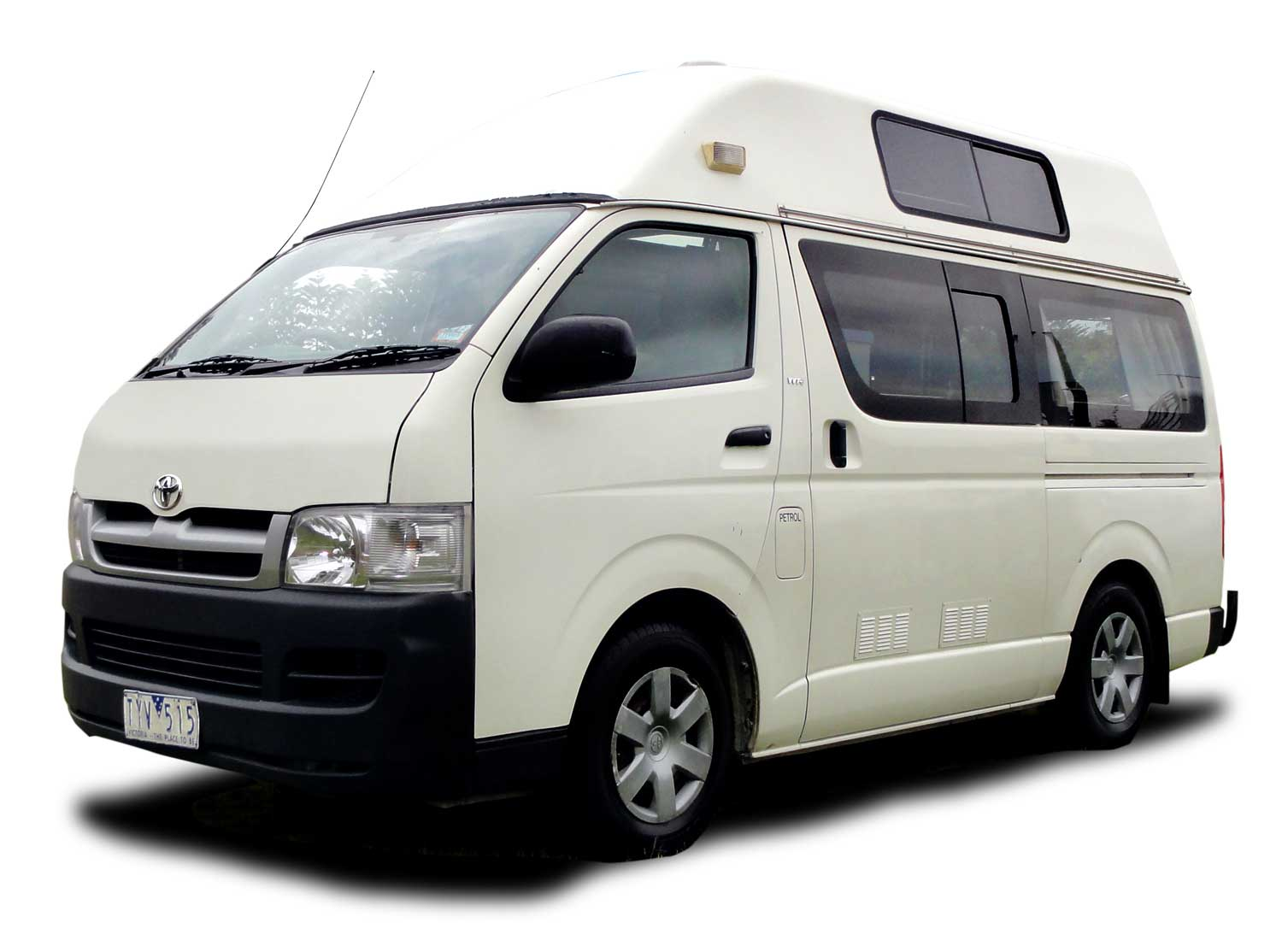 Travellers Autobarn HiTop Campervans For Sale